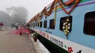 World's 1st Hospital Train  Lifeline Express