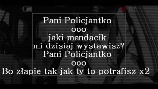 DJ DISCO Feat. MC POLO - Pani Policjantko (tekst)