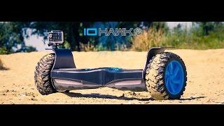 IO HAWK CROSS Offroad Hoverboard