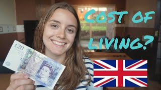 Q&A | What's The Cost Of Living In England?