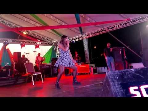 Xxx Mp4 Melanie AKA Honeybee Live Performance Clips From Trinidad 3gp Sex