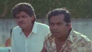 Brahmanandam & Ali Back to Back Comedy Scenes - Mayalodu Movie