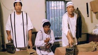 Kader Khan, Sadashiv & Tinnu Anand as 'Chindi Chor' - Comedy Scene | Ek Phool Teen Kante