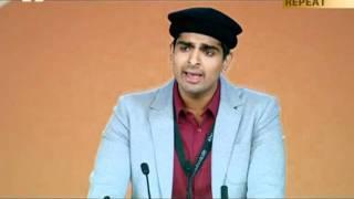 Urdu Nazm: Jamal-o-Husn-e-Quran Noor-e-Jan-e Har Musalman Hay, Jalsa Salana UK 2011
