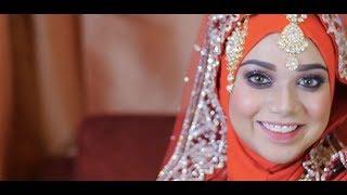 Indian Muslim Wedding Reception Highlight of Mhashud & Nisaa By Golden Dreams Gdu