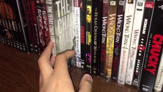 Horror DVD Collection Overview part 2