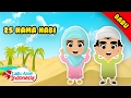 Download Video Nama Nama Nabi - Lagu Anak Islami - Lagu Anak Indonesia 3GP MP4 FLV