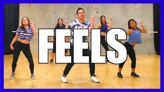 FEELS - Calvin Harris ft. Pharrell, Katy Perry & Big Sean Dance Choreography 🖖 Jayden Rodrigues