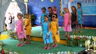 Persembahan Pra Sekolah SKTU - Musang dan ibu ayam