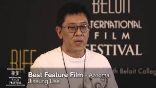 Best Feature Film - Azooma - Jiseung Lee
