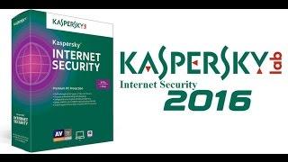 عملاق الحماية Kaspersky internet Security 2016 مع التفعيل شرح كامل