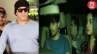 Salman Back In Town After DaBangg Tour | Priyanka Throws A Party