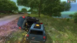 Just Cause gameplay HD