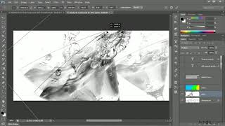 How to rotate a layer in Photoshop | lynda.com tutorial