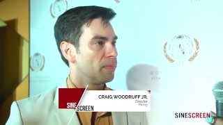WPFF Awards Night: Filipino Director Craig Woodruff Jr (Carlos Morales)