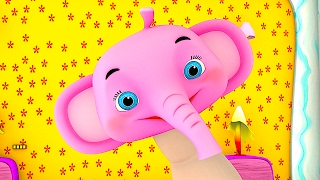 Where is Thumbkin | Kindergarten Nursery Rhymes & Songs for Kids | Little Treehouse S03E35