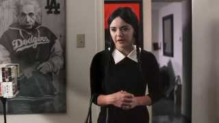 Adult Wednesday Addams s1e5 One Night Stand