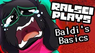 RALSEI PLAYS - BALDI