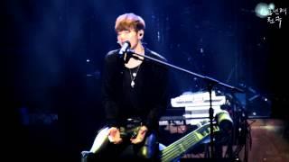 park hyo shin      141231 happy together live tour