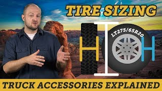 How To Read Tire Sizes | Truck Accessories Explained