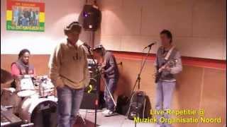 Roots Reggae Band @ MON - The Darlingtons Millenium workout - OKT 2013