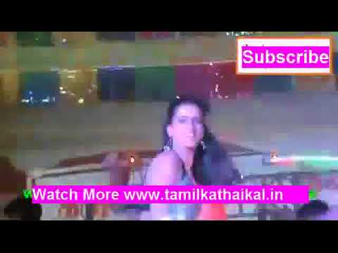 Tamil Village Recording Songs Glamour Record Dance Midnight Hot Special Video Clip 001