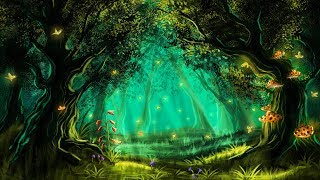 432Hz 》MAGICAL FOREST MUSIC 》Manifest Miracles 》Raise Your Vibration