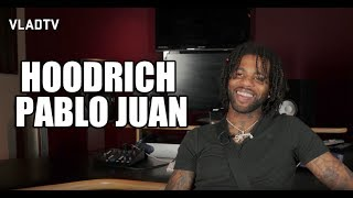 Hoodrich Pablo Juan on Being One of the First to Wear Skinny Sweatpants