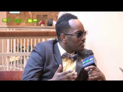 EthioTube Presents Shewa Etana   Discussing the issues around the upcoming Jacky Gosee DC Concert