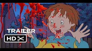 If Horrid Henry was a Horror Movie