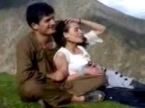 Tajik Panjsheri Girl With Tow Boy