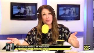 "Homeland After Show Season 3 Episode 11 ""Big Man in Tehran"" | AfterBuzz TV"