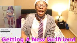 Getting A New Girlfriend