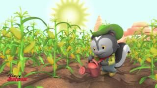 Sheriff Callie | Hot Hot Heat Song | Disney Junior UK