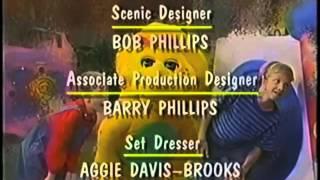 Barney's Fun & Games Credits