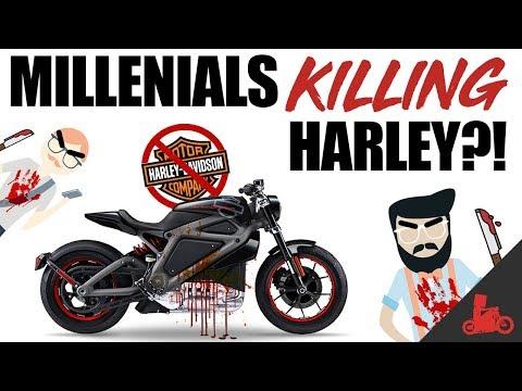Download Lagu MILLENIALS Killing Harley-Davidson?! MP3