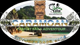 caramoan tour with pagnat saka