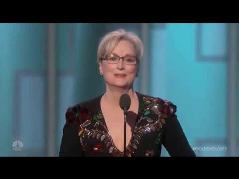 Meryl Streep SLAMS Donald Trump at the Golden Globes Conservatives Get TRIGGERED