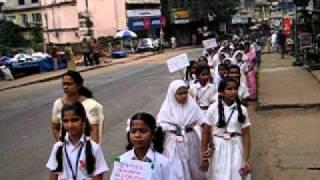 WORLD AIDS DAY CELEBRATION AT ALUVA, INDIA. MVI 4995 video by HYGNESJPAVANA@GMAIL.COM