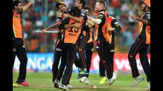 IPL 2016 Final Match SRH Winning Moments Images Goes Viral #IPL