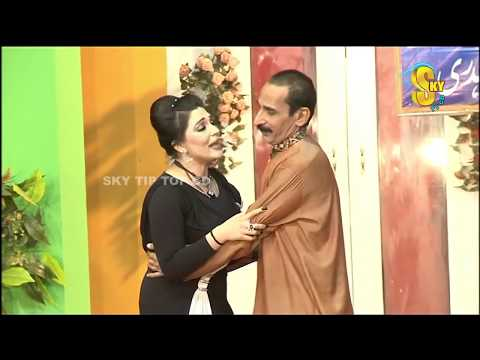 Xxx Mp4 Iftikhar Thakur With Khushboo And Amanat Chan Stage Drama Pyaari Full Comedy Clip 2019 3gp Sex