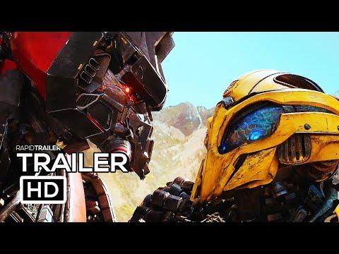 Bumblebee Official Trailer 3 2018 Hailee Steinfeld John Cena Transformers Movie Hd