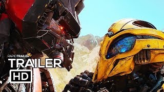BUMBLEBEE Official Trailer #3 (2018) Hailee Steinfeld, John Cena Transformers Movie HD
