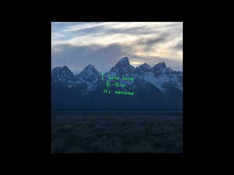 Kanye West - I Thought About Killing You [INSTRUMENTAL - FULL SONG] (ye)