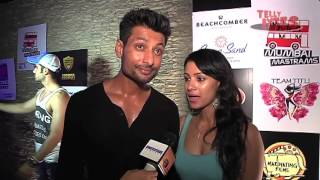 Indraneil and Barkha Attends BCL Party together