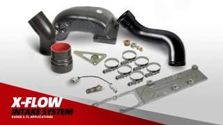 BD Diesel's X-Flow Intake Systems