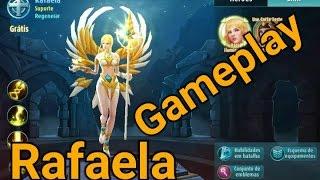 Mobile Legends - Rafaela gameplay