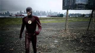 The flash 2x18 tachyon enhancement test barry goes 4x faster