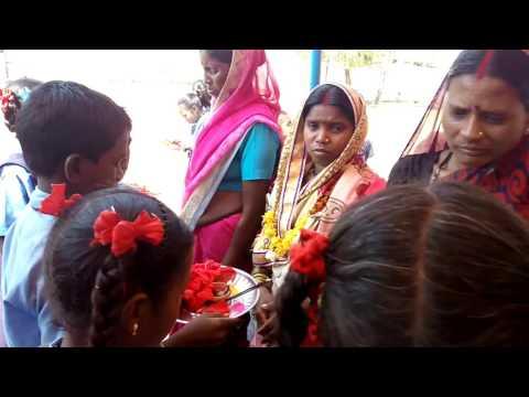 गर्रापार स्कूल में मनाया गया मातृ पितृ दिवस