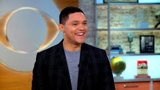 "Trevor Noah on taking ""Born a Crime"" from the page to students"